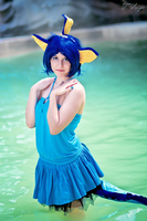 Water! - Cosplay by Conny93