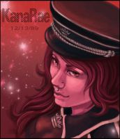 Captain Kaihly von Cupcake ID by KanaRae
