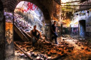 Urbex team Alpha by TimothyG81