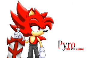 Pyro TFH Wallpaper by Seltzur-The-Hedgehog