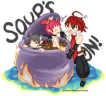 Disgaea 2 : Sibling Soup by Striped-Tie