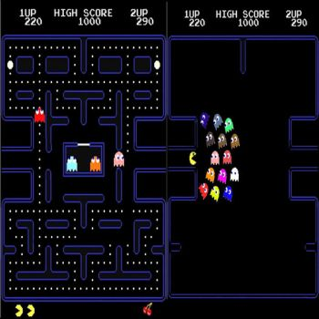 Pac Man by BeetisMan