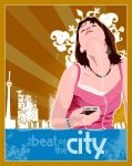 beat of the city by depthskins