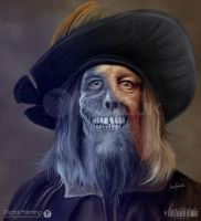Hector Barbossa by ipawluk