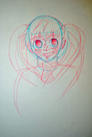 We are all mad - Maka by CloudKiller7