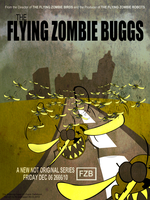 The Flying Zombie Buggs by ninjadogger
