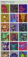 Favorite Pokemon Meme by Snow-ish