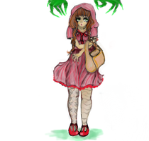 haco, Red Riding Hood by SageMint