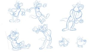 Another sketch collage by valdo-wolf