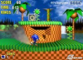Sonic 2.5D by TigarUK