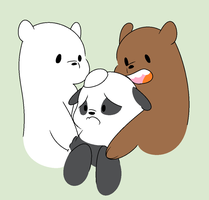 We Bare Bears by Clarity83