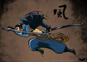 Yasuo - The Wind At My Side by Black--Moth