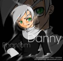 Danny Phantom manga Ver by shinjitsunagi