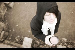 _ a cup of by Melikie