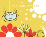 Itsy Bitsy Spider by olliesan