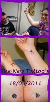 THENEWTATTOOS ID by Samcatt