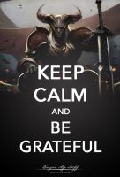 Keep Calm -Arishok- by Elfa-dei-boschi