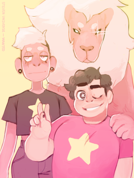 pink boyes by VlSUALIZER
