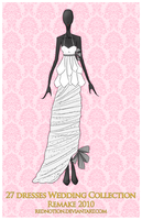 2nd - 27 Dresses Remake 2010 by rednotion