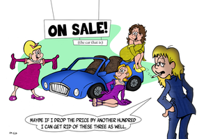 Comm: Latest Models 4 Sale by Granitoons