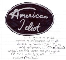American Idiot - A idol style by Mitsuos-twin-sister