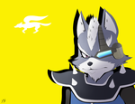 Wolf O' Donnell - Persona Styled by RingoAndou