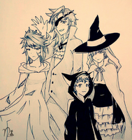 Happy Halloween! by MiKi952