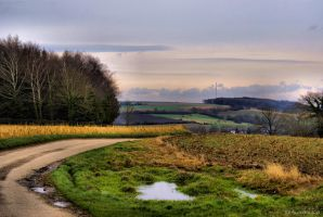 South Limburg - Netherlands by Autlaw