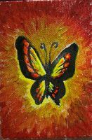 Just a butterfly by CORinAZONe