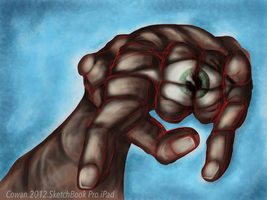 The Looking Hand by Keith0186