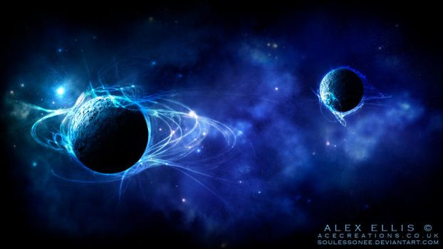 Space, The Unknown Frontier by Soulessonee