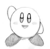 Kirby:Loves you! by KHSoraCentral1997