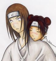 Neji x Tenten finished by ila-smula