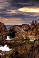 Shores HDR - Newfoundland 3 by Witch-Dr-Tim