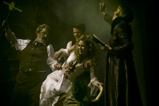 Death of Dracula's Mistress by did