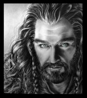 Thorin Oakenshield by Edhelmor