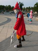 Dragon Knight Amecon '12 by KaniKaniza