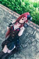 Yoko Littner from the Steampunk World by Lady-Inisfail