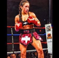 Battle Tested: Zoila Frausto by Unleashed089
