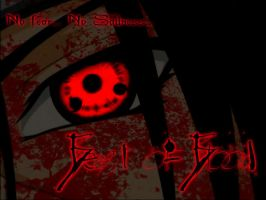 Itachi: Beast of Blood by The-Last-Silver-Moon