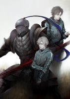 FATE ZERO by White-corner
