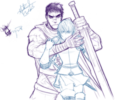Guts-Gatts- and Caska by nyb