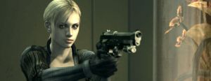 Jill Valentine RE5 by Tommyfighter