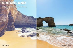 Dreamland Photoshop Actions by photographypla-net