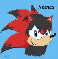 Spency Hedgie by sohio22