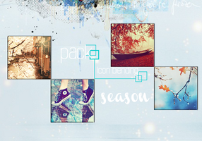 [Pack icon blending] Season by Book-No00