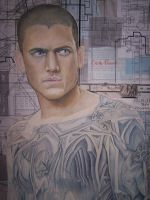 Michael Scofield by cpn-blowfish
