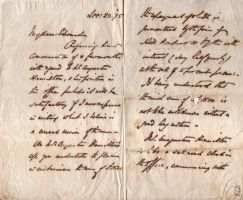 Old letter no.15 by gapystock
