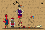 The Crew by zesk8