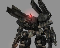 Armored Core by sevenmelons83